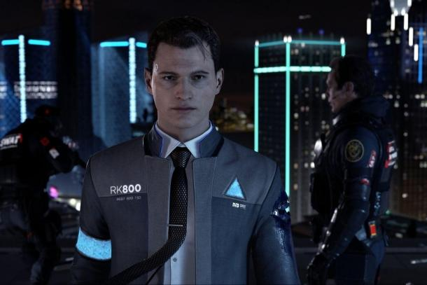 Интервью с актерами Detroit: Become Human Detroit: Become Human